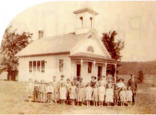 Szkoła w Waterville